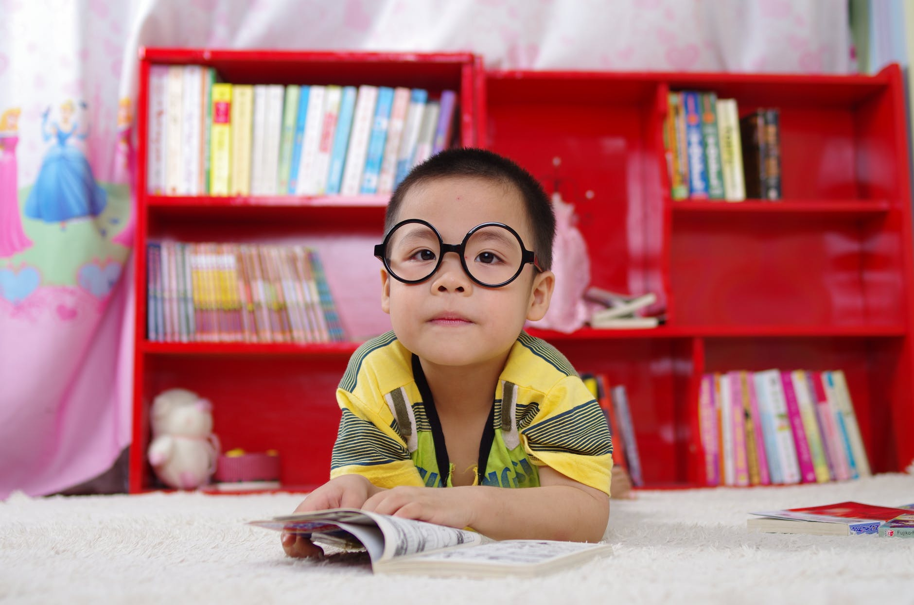 Literacy courses for children to help improve their reading skills. Books are focused  on Black cultural and story telling, and other amazing titles